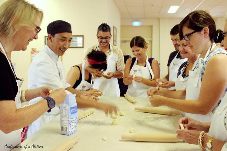 Confessions of a Glutton was invited to this Culinary Tales class as a guest, thanks to the Sydney Enactus team.