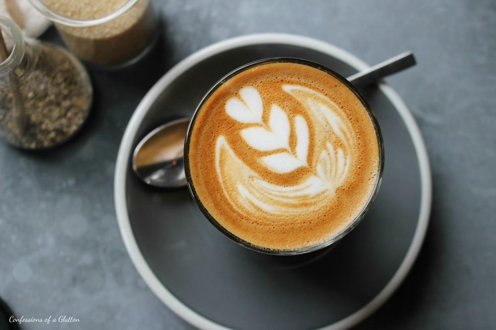 Latte ($3.80)