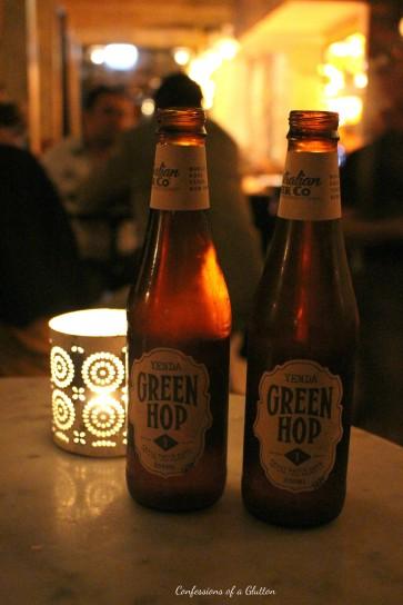 Yenda Green Hop