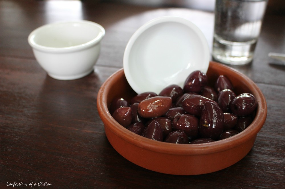 Mt Zero Katamala Olives ($7)