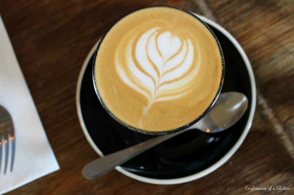 Latte ($4.00)